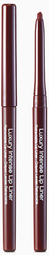 Kiss New York Professional Автоматический контурный карандаш для губ Luxury Intense, Dark Plum Purple, 0,31 гKLPL05Автоматический карандаш для губ с интенсивным суперустойчивым цветом. Основа формулы карандаша-пчелиный и микрокристаллический воски: обеспечивает мягкость и пластичность текстуры с идеальной устойчивостью. Цвет ложится анатомично структуре кожи- равномерно и гладко. Мягкая формула не требует заточки грифеля. Высокая плотность покрытия, устойчивый эффект. Кремовая отдушка. Можно наносить только по контуру губ- или закрашивать их полностью, используя карандаш в качестве помады.