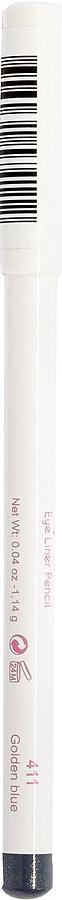 Cherie Ma Cherie Карандаш для глаз Soft Silk №41157411Мягкая текстура карандаша для глаз Soft SILK легко и приятно наносится на нежную кожу век. Уникальный состав на основе масел. Абсолютно гипоаллергенен. Он легко растушевывается, оставляя на веках насыщенный ровный цвет