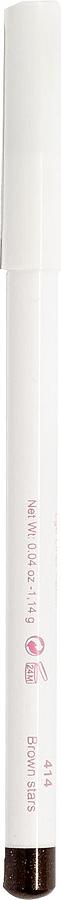 Cherie Ma Cherie Карандаш для глаз Soft Silk №41457414Мягкая текстура карандаша для глаз Soft SILK легко и приятно наносится на нежную кожу век. Уникальный состав на основе масел. Абсолютно гипоаллергенен. Он легко растушевывается, оставляя на веках насыщенный ровный цвет
