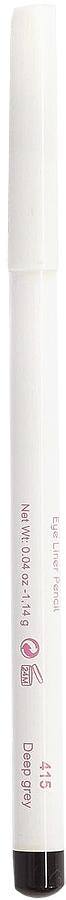Cherie Ma Cherie Карандаш для глаз Soft Silk №41557415Мягкая текстура карандаша для глаз Soft SILK легко и приятно наносится на нежную кожу век. Уникальный состав на основе масел. Абсолютно гипоаллергенен. Он легко растушевывается, оставляя на веках насыщенный ровный цвет
