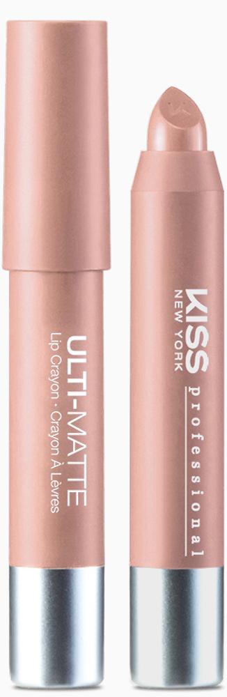 Kiss New York Professional Матовая помада-карандаш Ulti-Matte, West Village, 2,8 гKLC01Помада-карандаш с интенсивной цветопередачей и отличной стойкостью. Чистый цвет. Абсолютно матовый финиш. Только цвет, никакогослоя текстуры на губах. Высокопигментированная текстура позволяет получить насыщенный цвет с первого нанесения. Цветфиксируется сразу после нанесения. В течение дня он может побледнеть, но равномерно- без эффекта выцветания и неприятного остающегося контура. Стойкость эффекта без ущерба комфорту: помада-карандаш отлично держится и не сушит губы. Формула помады содержит масло семян подсолнечника для дополнительного питания кожи губ. Уникальный скошенный аппликатор для точного нанесения без использования косметического карандаша. Высокая плотность покрытия.Какая губная помада лучше. Статья OZON Гид