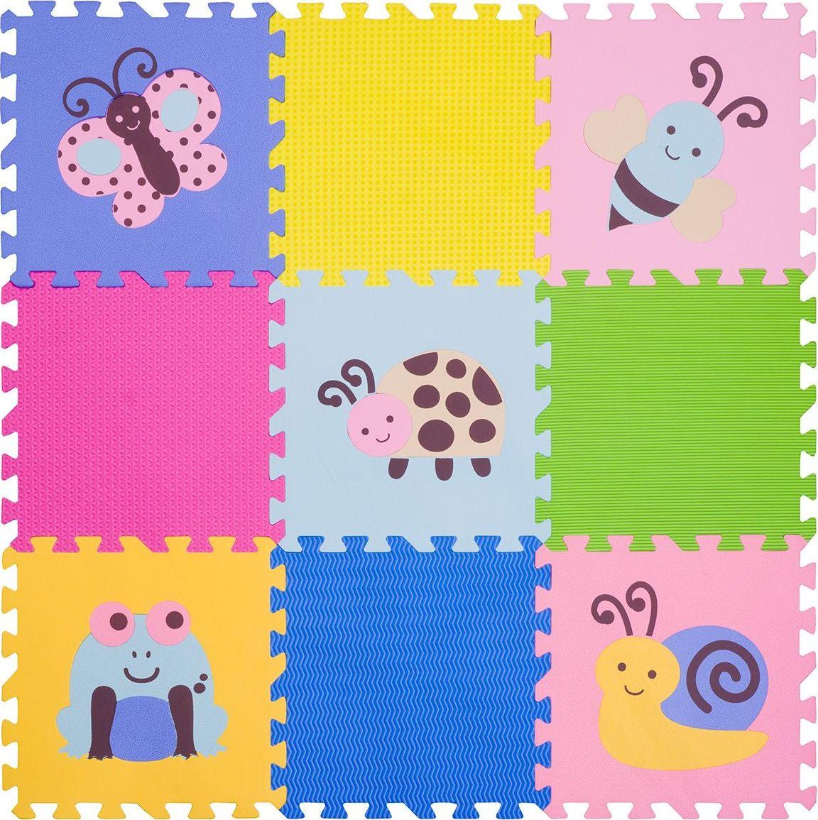 Funkids NT Коврик-пазл с рисунками Окружающий Мир KB-D201B-NT-01