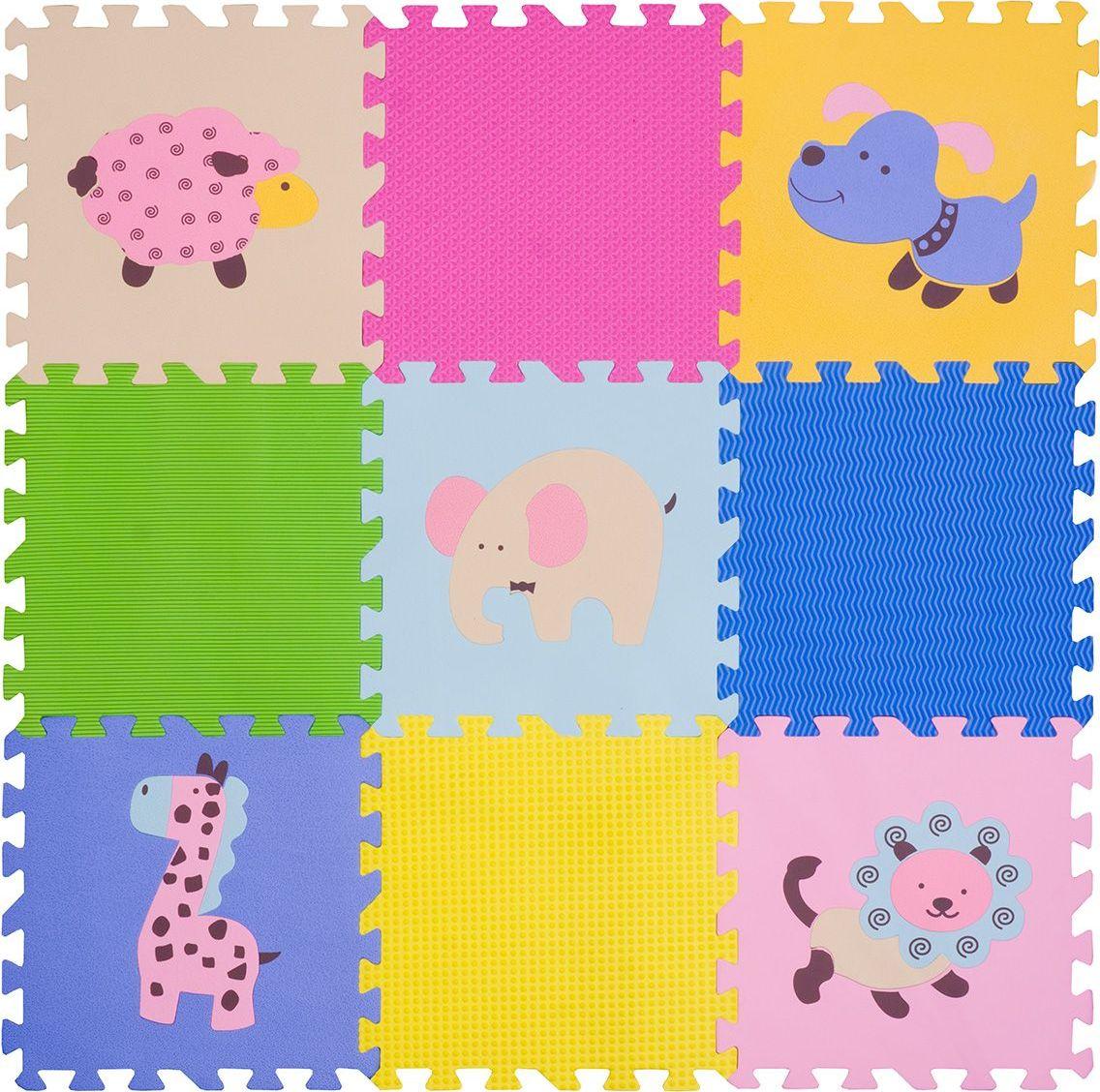 Funkids NT Коврик-пазл с рисунками Окружающий Мир KB-D201B-NT-02