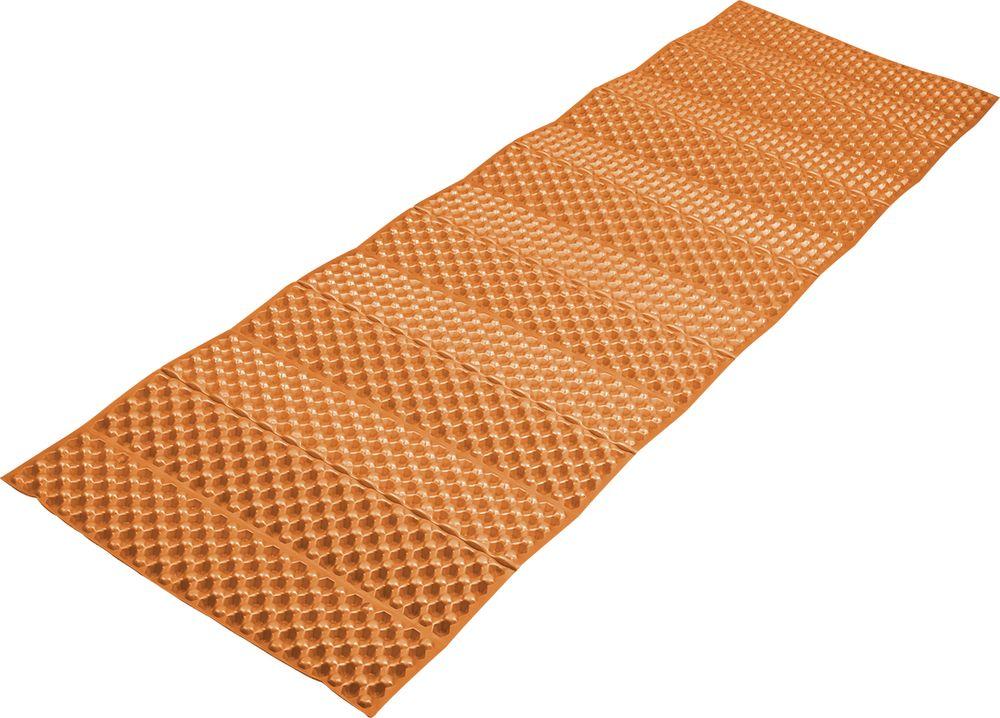"Коврик туристический Сплав ""Thermacell 1.5"", цвет: оранжевый, 182 х 56 см"