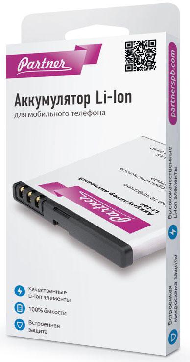 Partner аккумулятор-аналог Nokia BL-5C / BL-5CA (1000 мАч)