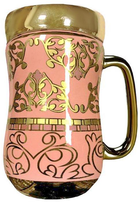 Термокружка LarangE Коралл, 500 мл593-110Оригинальная термокружка станет одним из любимых аксессуаров, который подчеркнет ваш стиль и создаст настроение при каждом чаепитии.