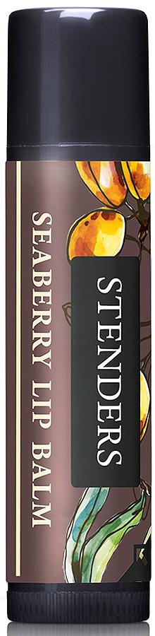 Stenders Бальзам для губ Облепиха, 4,8 гFLCR005Ароматный защитный бальзам для губ в течение длительного времени будет увлажнять и питать ваши губы. Обогащенный маслом ши и восстанавливающим облепиховым маслом, бальзам поможет восстановить комфорт и красоту кожи губ, даря им мягкость, гладкость и освежающий аромат облепихи.