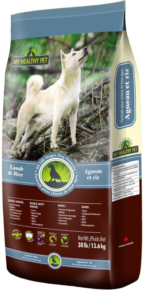 Корм сухой Holistic Blend для собак, ягненок и рис, 13,6 кг5-21030Высококачественные полнорационные корма производства Канада. Содержат качественные злаки. Подходят для животных всех пород и на всех стадиях жизни, начиная с 4-х недельного возраста. За счет легкоусвояемых белков и бурого риса в составе, рекомендованы животным с чувствительным пищеварением.Чем кормить пожилых собак: советы ветеринара. Статья OZON Гид