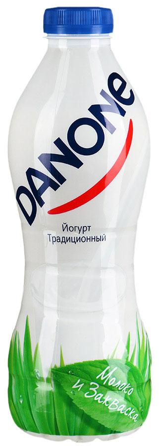Danone Йогурт питьевой 2,5%, 850 г danone йогурт питьевой 2 5% 850 г
