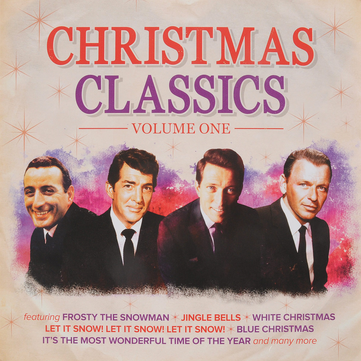 Christmas Classics Vol. 1 (LP) cd сборник christmas classics