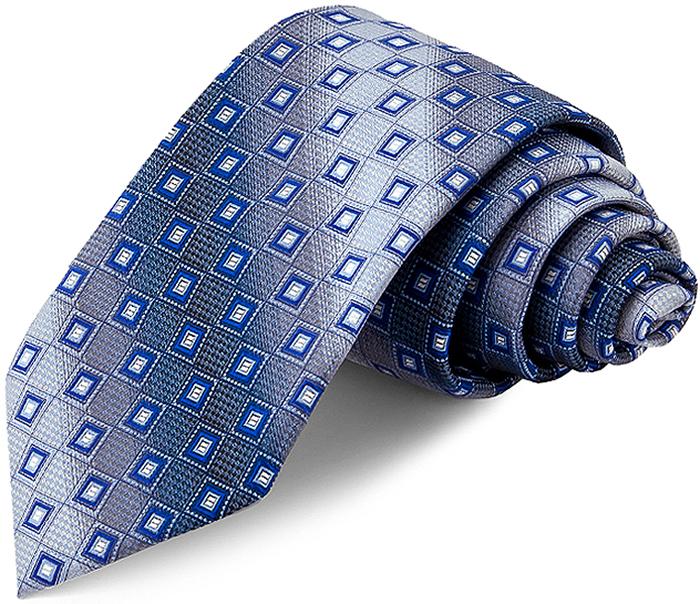 Галстук мужской Greg, цвет: голубой. 702.7.22. Размер универсальный702.7.22Галстук Greg сшит вручную из микрофибры с мелкими элементами. Особую прочность и пластичность шелкоподобной ткани обеспечивают тончайшие волокна полиэстера. Галстук прекрасно дополнит сорочки с воротниками: французским и французским развернутым (акула). Галстук прослужит долго благодаря нанесению защитного слоя тефлона вокруг каждой нити.Галстук Greg, эффектное дополнение для торжества и на каждый день!