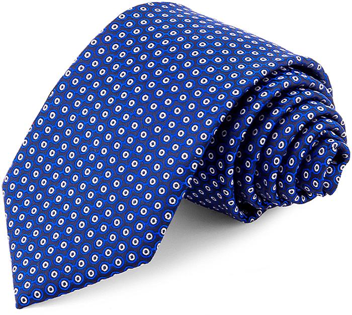 Галстук мужской Greg, цвет: синий. 702.7.06. Размер универсальный галстук для мальчика brostem цвет черный красный синий rcal 19 размер универсальный
