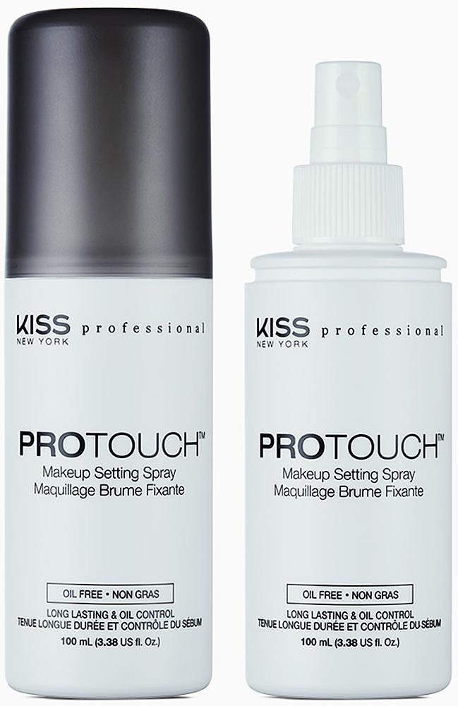 Kiss New York Professional Спрей-фиксатор макияжа Protouch, 100 мл kate spade new york сумка на руку