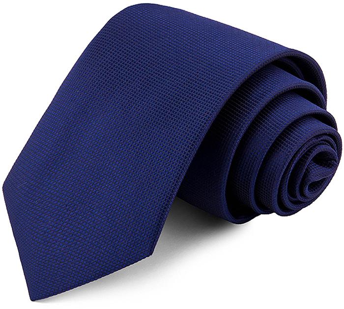 Галстук мужской Greg, цвет: темно-синий.2.53. Размер универсальный галстук для мальчика brostem цвет черный красный синий rcal 19 размер универсальный