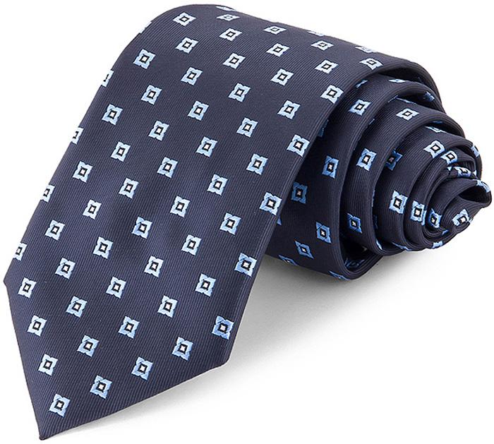 Галстук мужской Greg, цвет: черный. 708.7.86. Размер универсальный