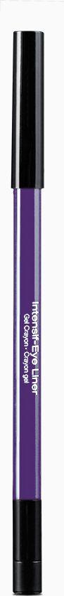 Kiss New York Professional Гелевый контурный карандаш для глаз Intensif-eye, Purple Region, 0,5 гKGPE04Автоматический гелевый карандаш для глаз с интенсивным суперустойчивым цветом. Хром-эффект. Основа формулы-воск растительного происхождения(канделильский) и силиконы. Диоксид Титана(рутиловый минерал)-обеспечивает максимальную устойчивость цвету. Грифель карандаша скользит по коже, оставляя плотный цвет сразу! Для достижения максимальной яркости цвета, линию можно обновить. В корпусе карандаша встроена точилка. Высокая плотность покрытия,супер -стойкий эффект жидкой подводки. Для снятия макияжа потребуется специальное средство на масляной основе.