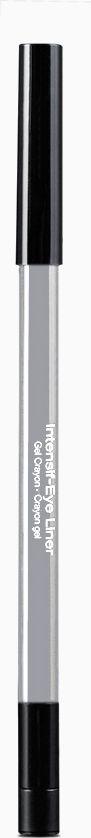 Kiss New York Professional Гелевый контурный карандаш для глаз Intensif-eye, Platinium, 0,5 гKGPE06Автоматический гелевый карандаш для глаз с интенсивным суперустойчивым цветом. Хром-эффект. Основа формулы-воск растительного происхождения(канделильский) и силиконы. Диоксид Титана(рутиловый минерал)-обеспечивает максимальную устойчивость цвету. Грифель карандаша скользит по коже, оставляя плотный цвет сразу! Для достижения максимальной яркости цвета, линию можно обновить. В корпусе карандаша встроена точилка. Высокая плотность покрытия,супер -стойкий эффект жидкой подводки. Для снятия макияжа потребуется специальное средство на масляной основе.