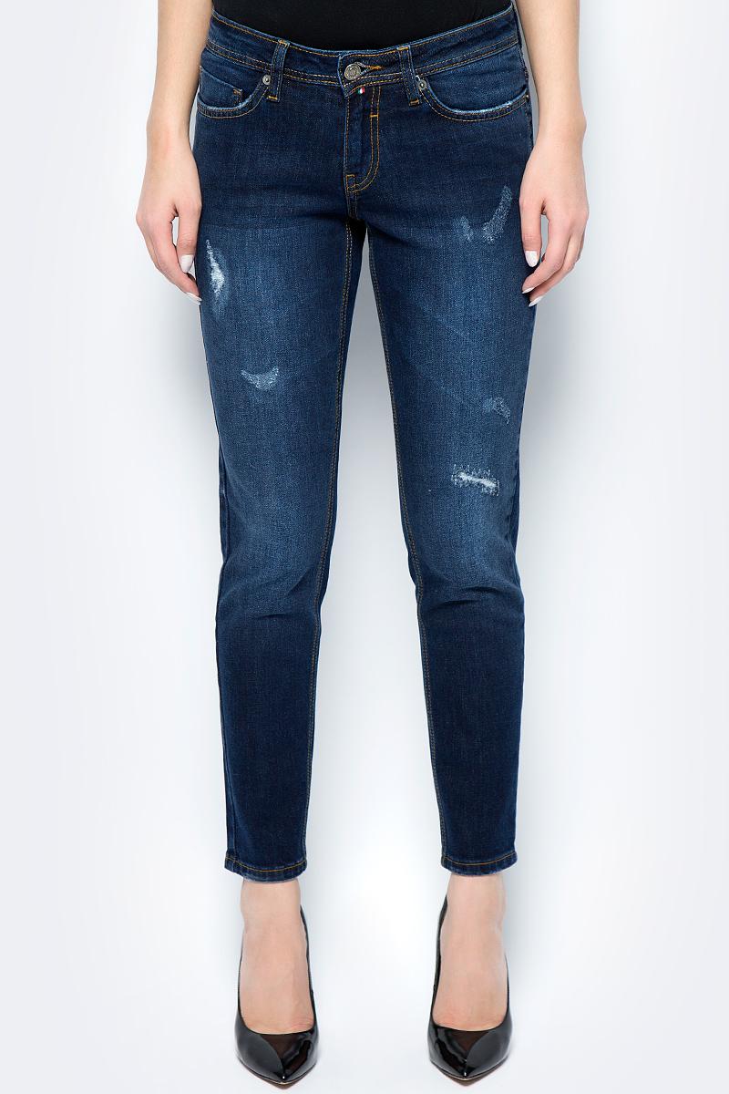 Джинсы женские F5, цвет: синий. 275007_w.dark. Размер 33-32 (48/50-32) джинсы женские sandy lady sz 2015