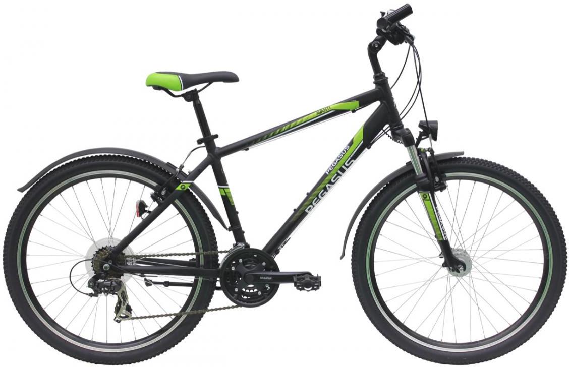 Велосипед городской Pegasus Avanti Sport Dirt 21 2016, цвет: оранжевый, рама 15, колесо 26259723