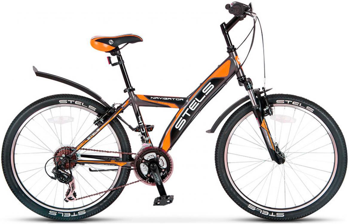 Велосипед детский Stels Navigator-410 V V010 2017, цвет: синий, рама 15, колесо 24282648