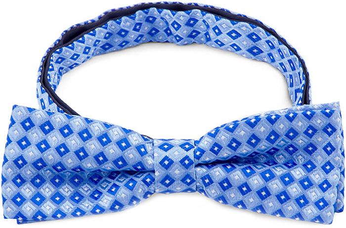 Галстук-бабочка мужской Greg, цвет: синий. 512.1.23. Размер универсальный