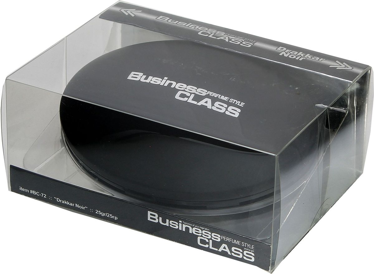 Ароматизатор автомобильный FKVJP Business Class. Drakkar Noir, 25 г автомобильные ароматизаторы chupa chups ароматизатор воздуха chupa chups chp801
