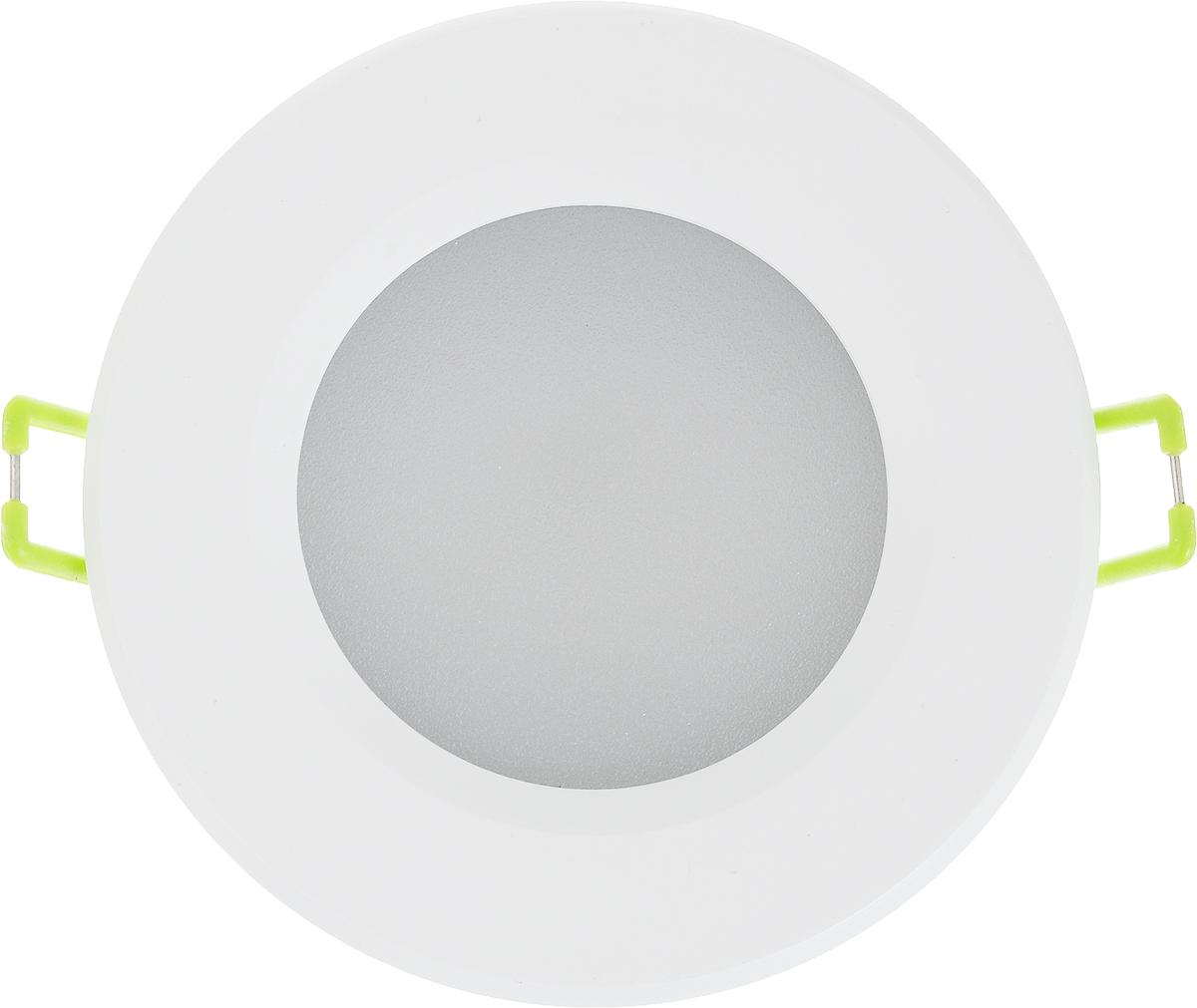 Встраиваемый светильник Navigator NDL-P1-6W-840-WH  предназначен для общего освещения: промышленных и  сельскохозяйственных объектов, теплиц, складов, гаражей,  подвалов, автопарковок, тоннелей, автомоек, кухонных,  душевых и прочих помещений с повышенным содержанием  пыли и влаги. В комплекте: светильник, инструкция по эксплуатации.  Рассеиватель: матовый. Мощность: 6 Вт. Световой поток: 450 лм. Цветовая температура: 4000 К. Степень защиты: IP65. Напряжение: 176-264 В. Частота: 50/60 Гц. Сила тока: 0,052 А. Диаметр врезного отверстия: 76-90 мм. Температура эксплуатации: -30°С до +40°С.