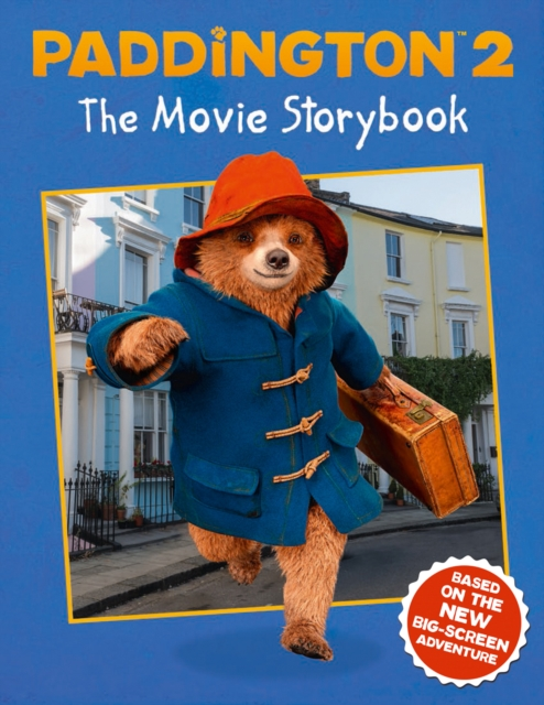Paddington 2: The Movie Storybook rhythm 4fh626wr06