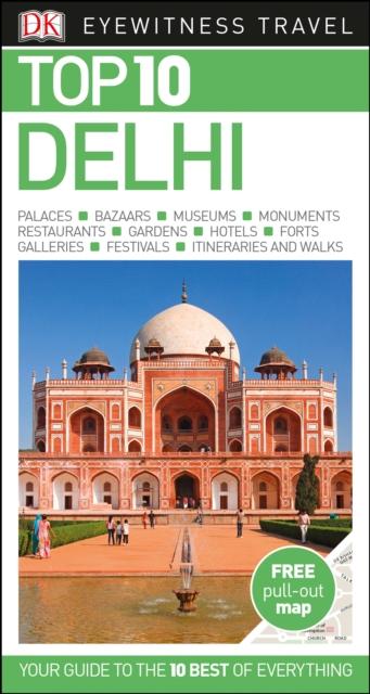 Фото Top 10 Delhi dk eyewitness top 10 travel guide scotland