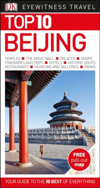 Top 10 Beijing beijing top 10 map