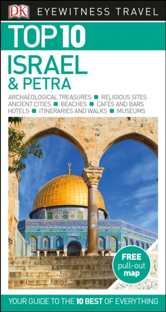 Фото Top 10 Israel and Petra dk eyewitness top 10 travel guide scotland