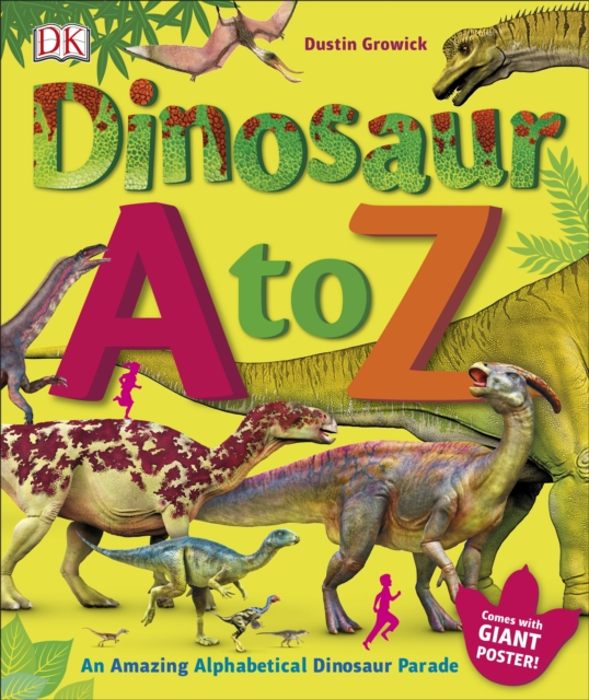 Dinosaur A to Z harry and the dinosaurs have a happy birthday