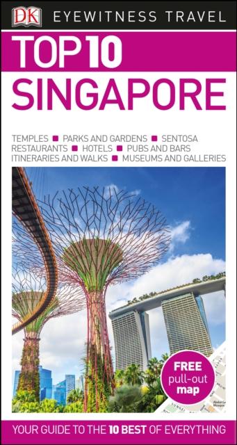 Фото Top 10 Singapore dk eyewitness top 10 travel guide scotland