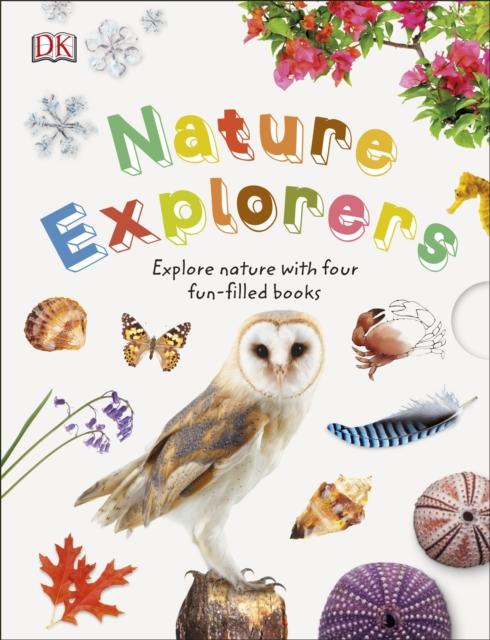 Nature Explorer Box Set bim and the cloud