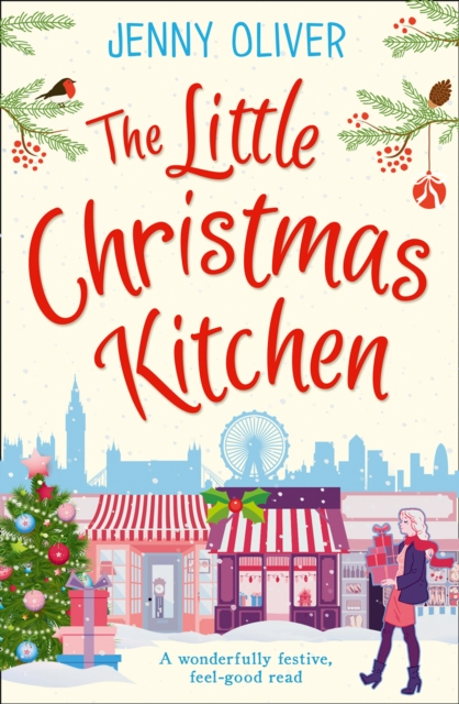 The Little Christmas Kitchen платье maddy