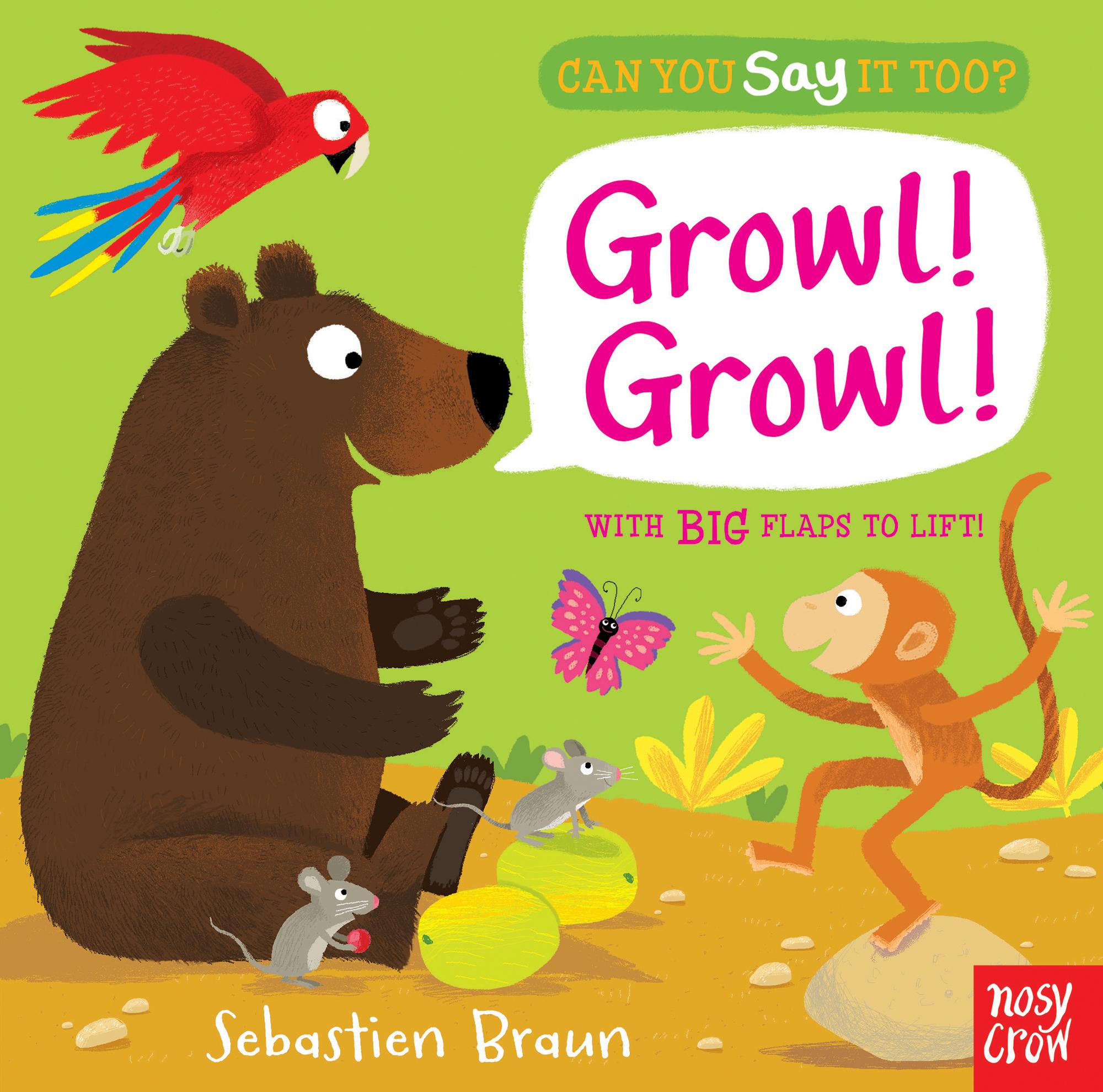 Can You Say It Too? Growl Growl honeywell metrologic ms7625 usb horizon page 10