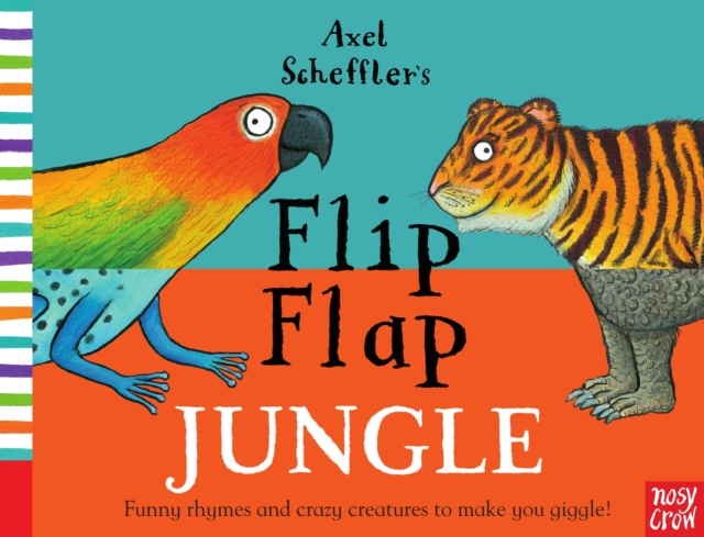 Axel Scheffler's Flip Flap Jungle about you кардиган