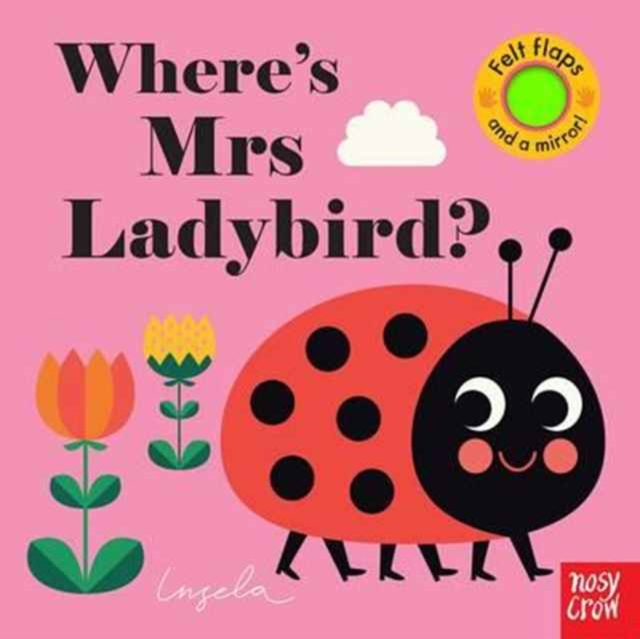 Where's Mrs Ladybird? little lola saves the show