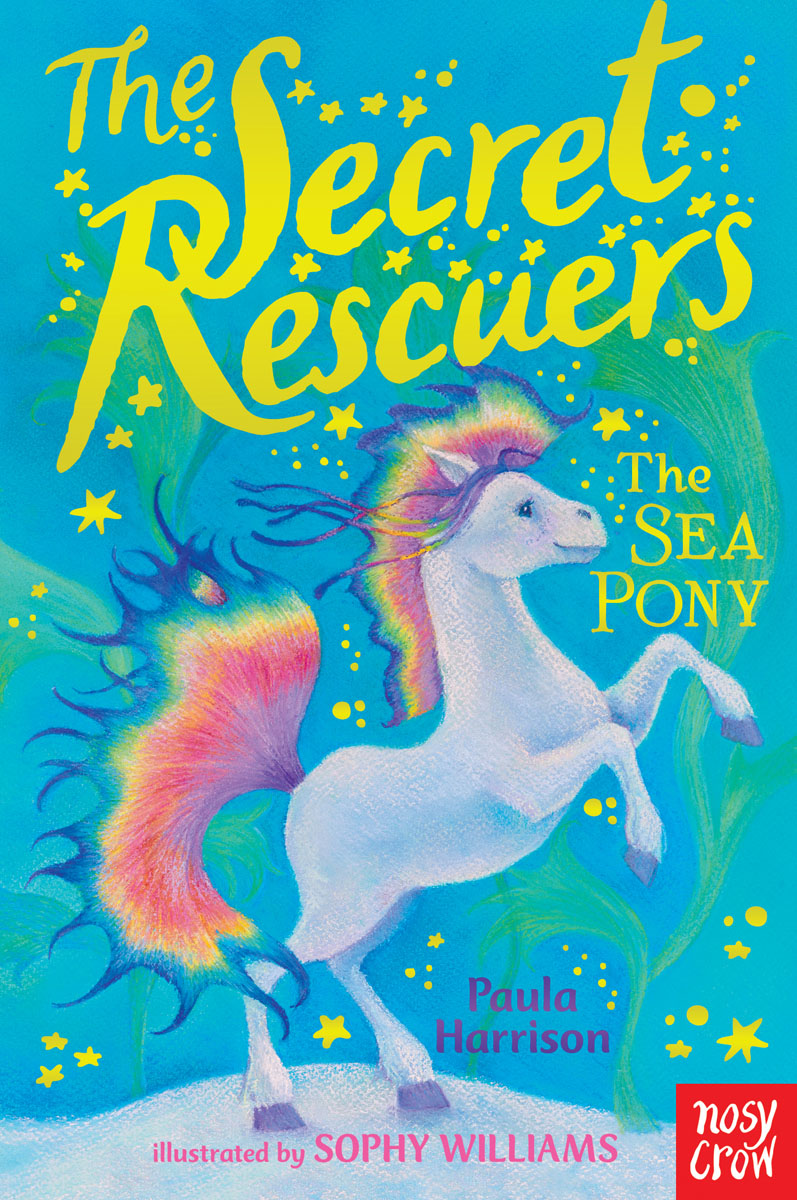 The Secret Rescuers: The Sea Pony grace and the preacher