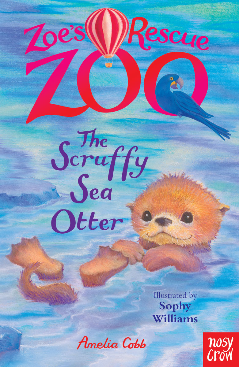 Zoe's Rescue Zoo: The Scruffy Sea Otter zoe s rescue zoo the happy hippo
