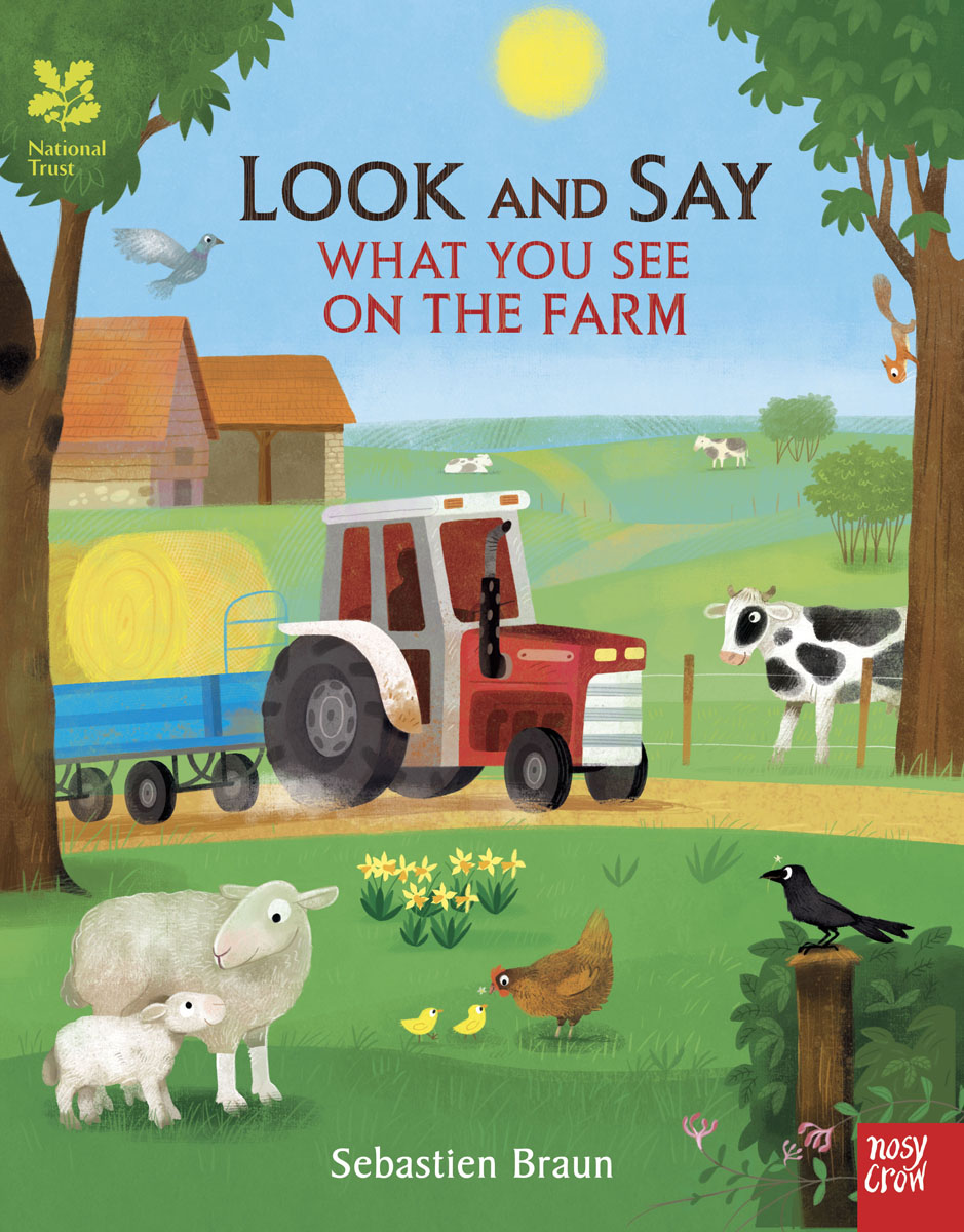 Look and Say What You See on the Farm i see you