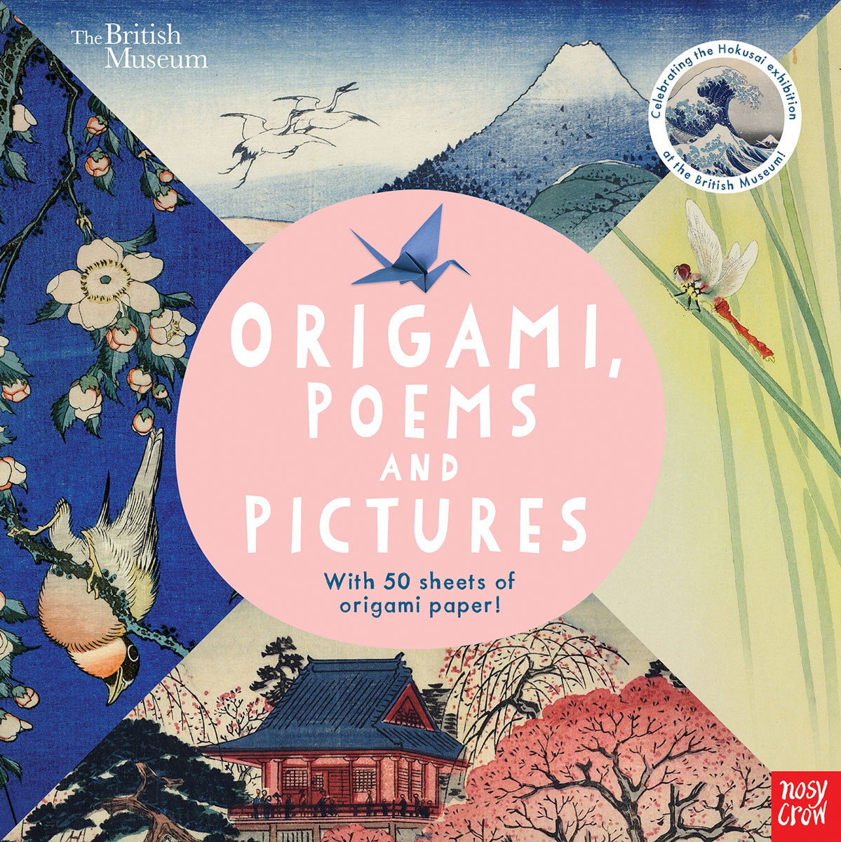 British Museum: Origami, Poems and Pictures animal abc book from the state hermitage museum collection
