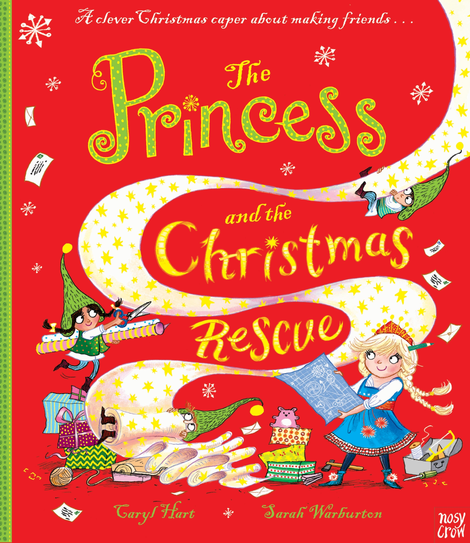 The Princess and the Christmas Rescue a christmas carol and other christmas writings