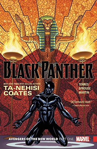 Black Panther Book 4: Avengers of the New World Book 1 1more super bass headphones black and red