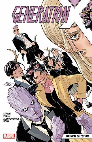 Generation X Vol. 1: Natural Selection new mutants