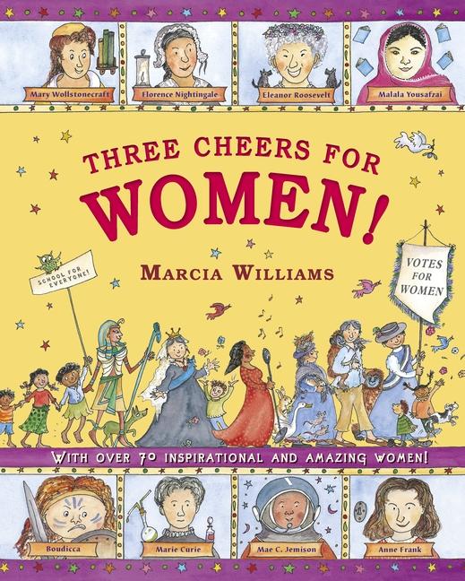 Three Cheers for Women! three cheers for women
