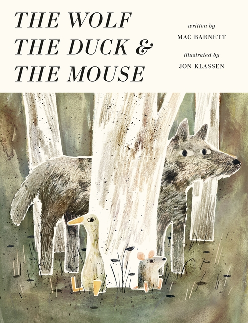 The Wolf, the Duck and the Mouse the big bad wolf