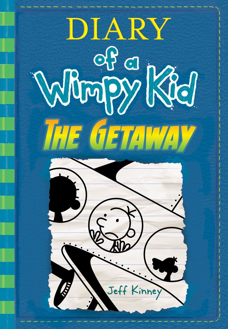 Getaway (Diary of a Wimpy Kid Book 12) diary of a wartime affair