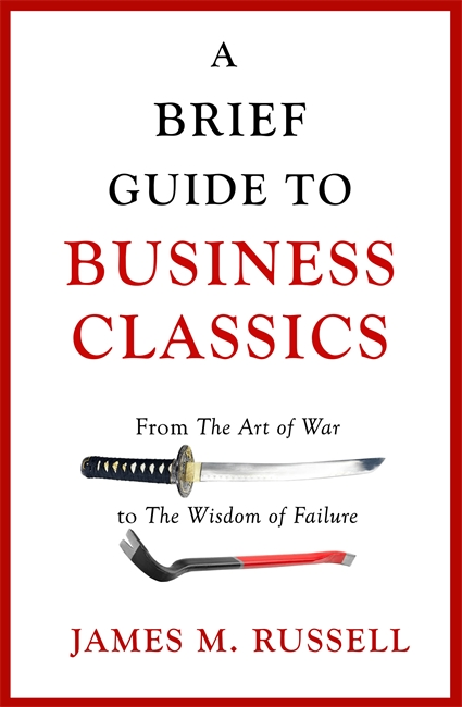 A Brief Guide To Business Classics like a virgin secrets they won t teach you at business school