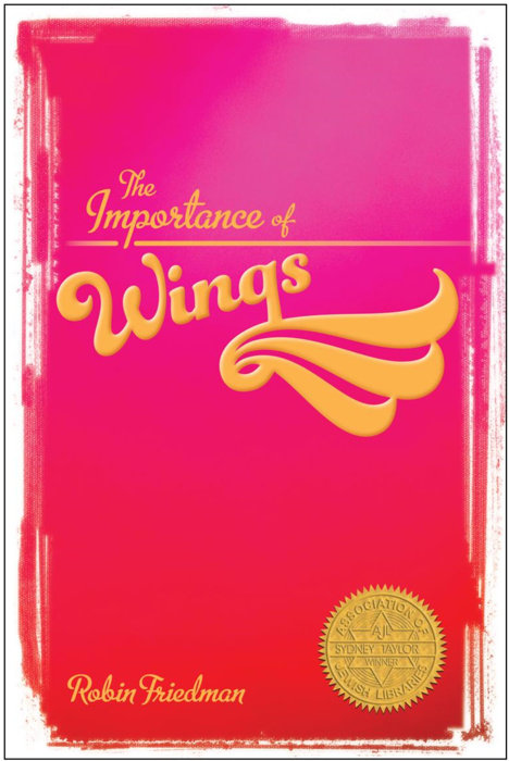 The Importance of Wings roxanne